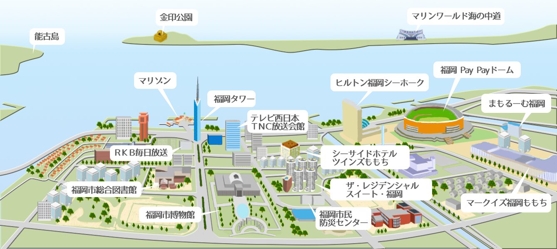 周辺マップ